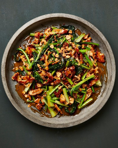 Yotam Ottolenghi's recipes for five-ingredient feast