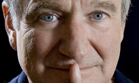 Robin Williams Rip - Magazine cover