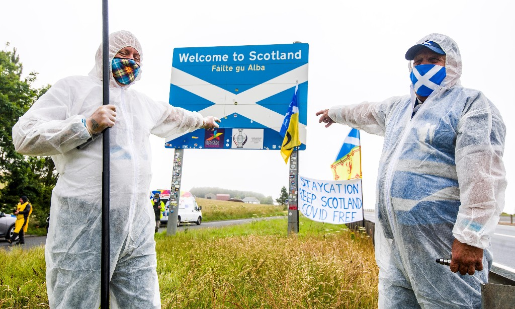 A Scottish independence crisis is on its way – and English politics is in denial