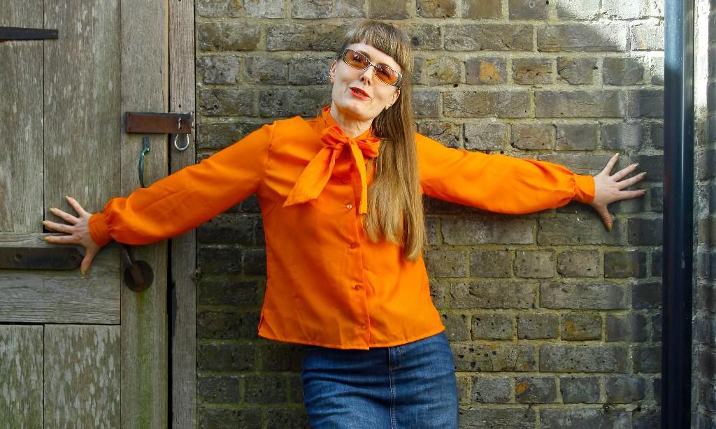 Nicola Barker: 'If I have a life philosophy, it's ferocious innocence'