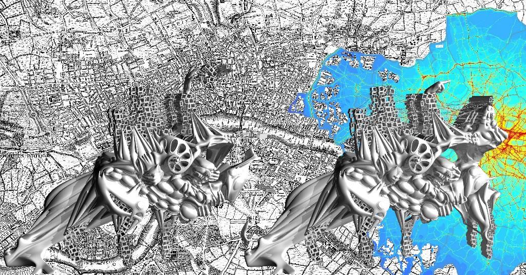 General urban topics - Magazine cover