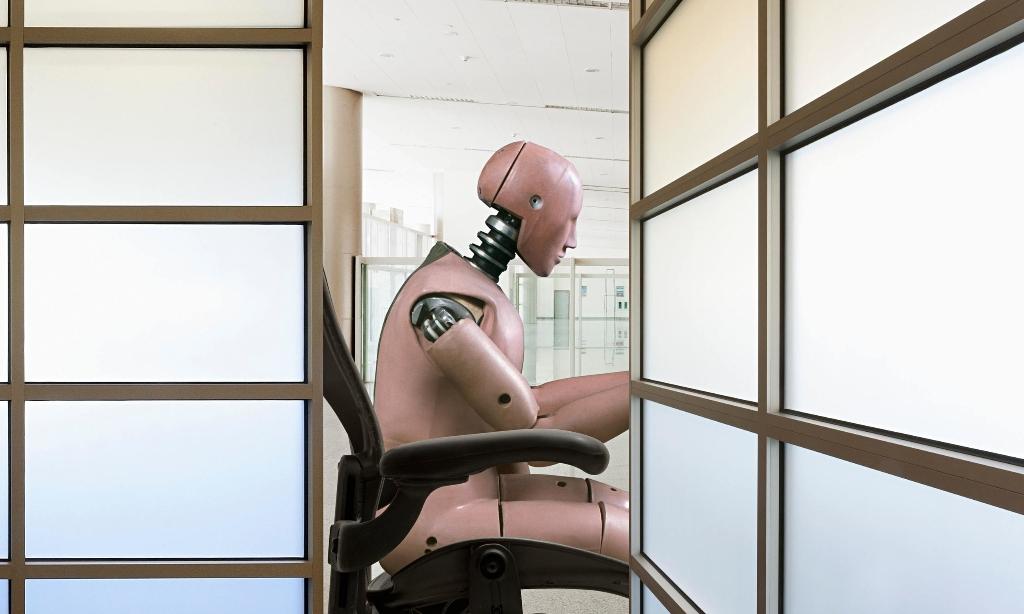 Robotics  - Magazine cover