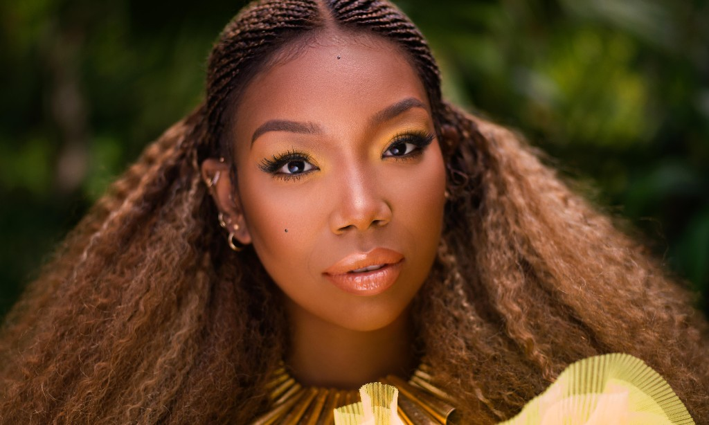 Brandy: 'Music is my therapy. I don't know what life would be without it'