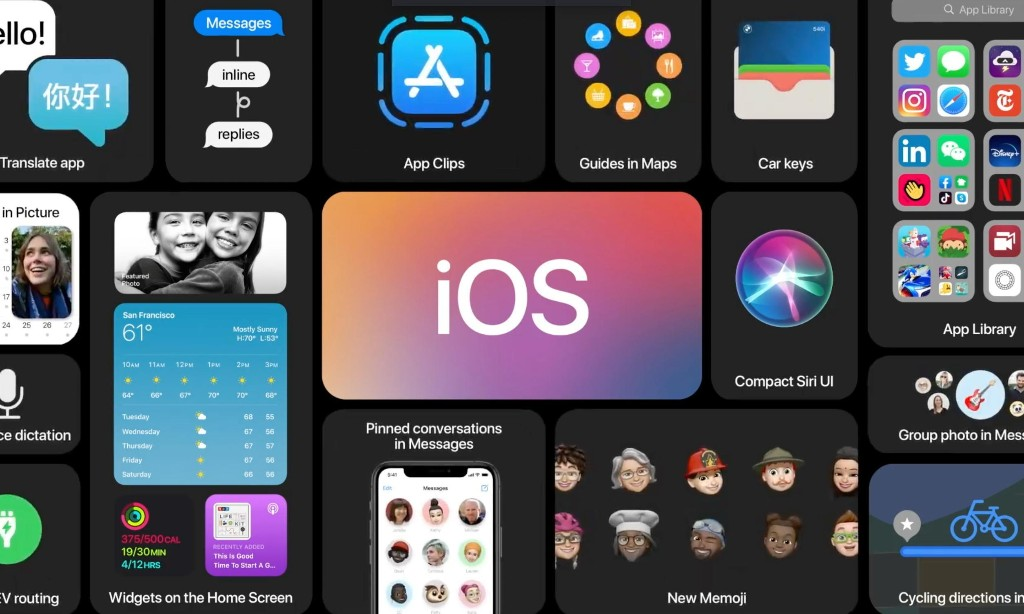 Apple iOS 14: new features coming to iPad and iPhone