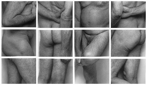 Putting men in the frame: images of a new masculinity