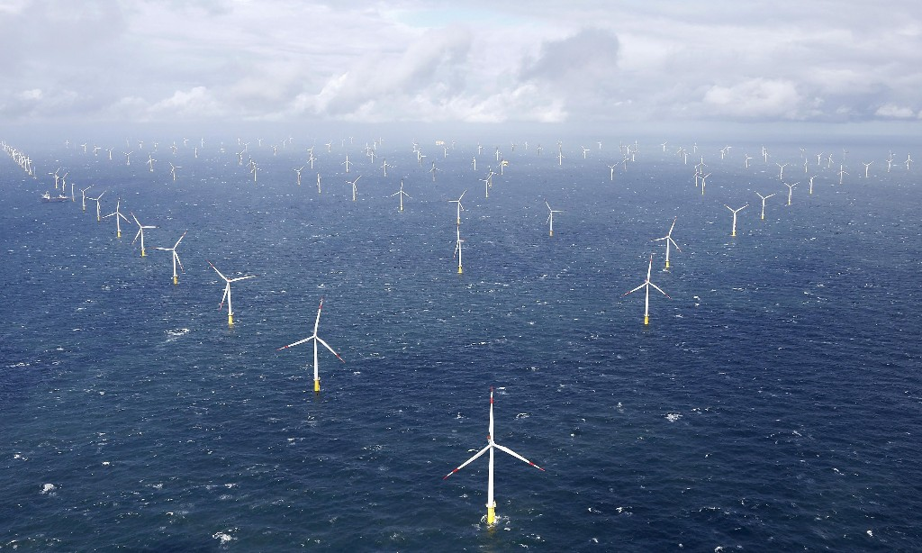 China poised to power huge growth in global offshore wind energy