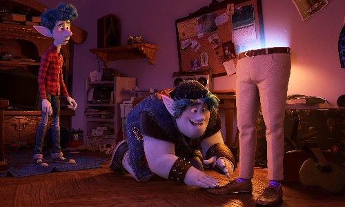 Onward review – Pixar's best film in years is Frozen with boys