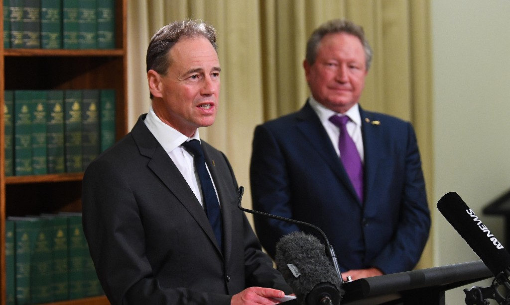 The strange case of Australia's 10m Covid-19 tests: how Andrew Forrest's coup fell flat