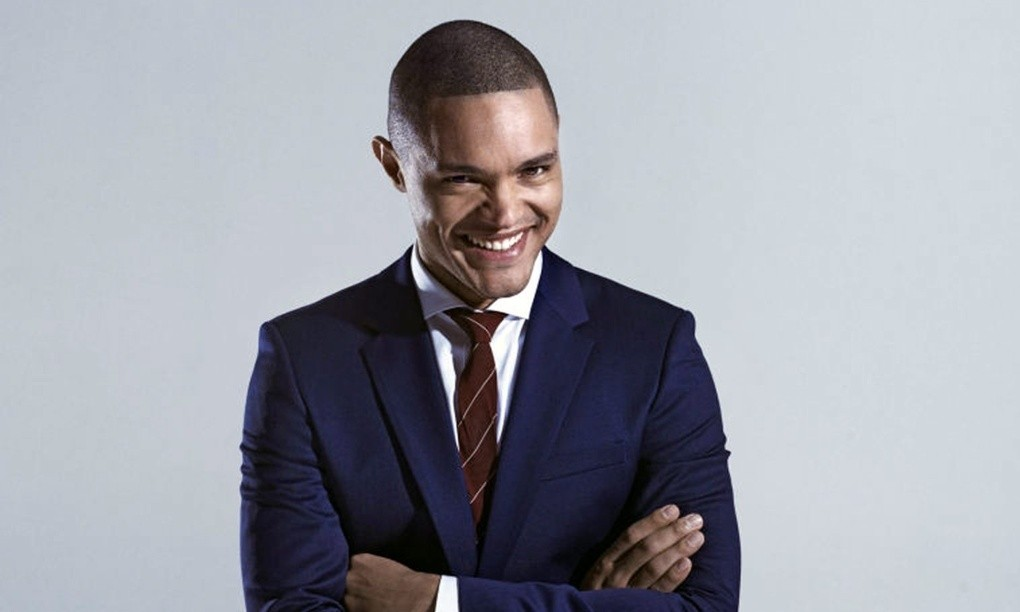 Trevor Noah – from Soweto to the Daily Show