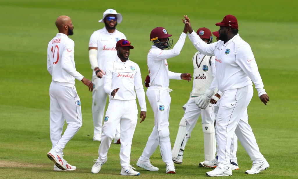Windies field work pays off as Chase and Cornwall answer captain's call