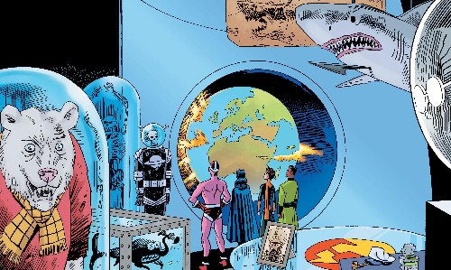 The Tempest by Alan Moore and Kevin O'Neill – it's been a blast