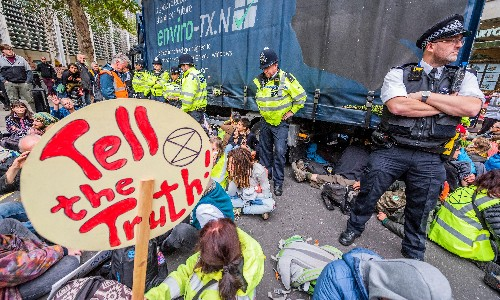 Thanks to Extinction Rebellion, we're experiencing a climate culture change