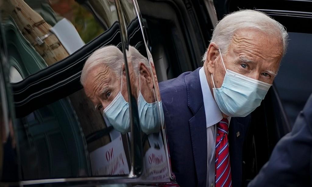 'Trump's opposite': Rolling Stone endorses Joe Biden for president