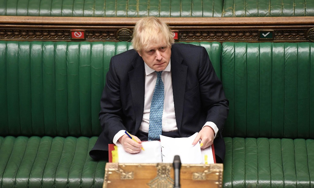 How long until Johnson's vote-winning optimism collides with reality?