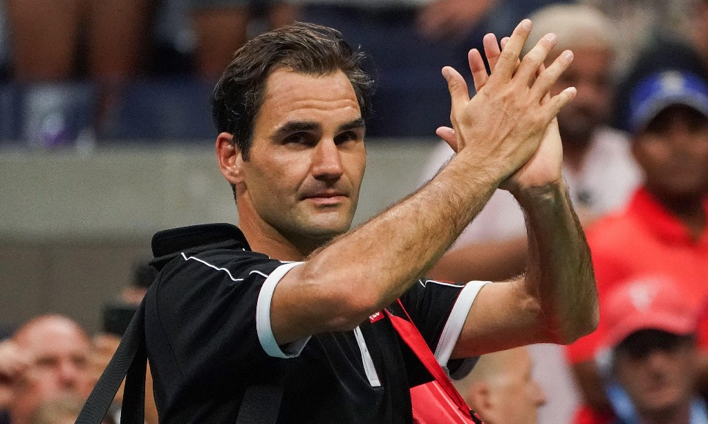 Roger Federer's talent may be immune to time but his body is not