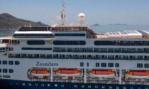 Zaandam and Rotterdam cruise ships reach US port after 12-day wait at sea