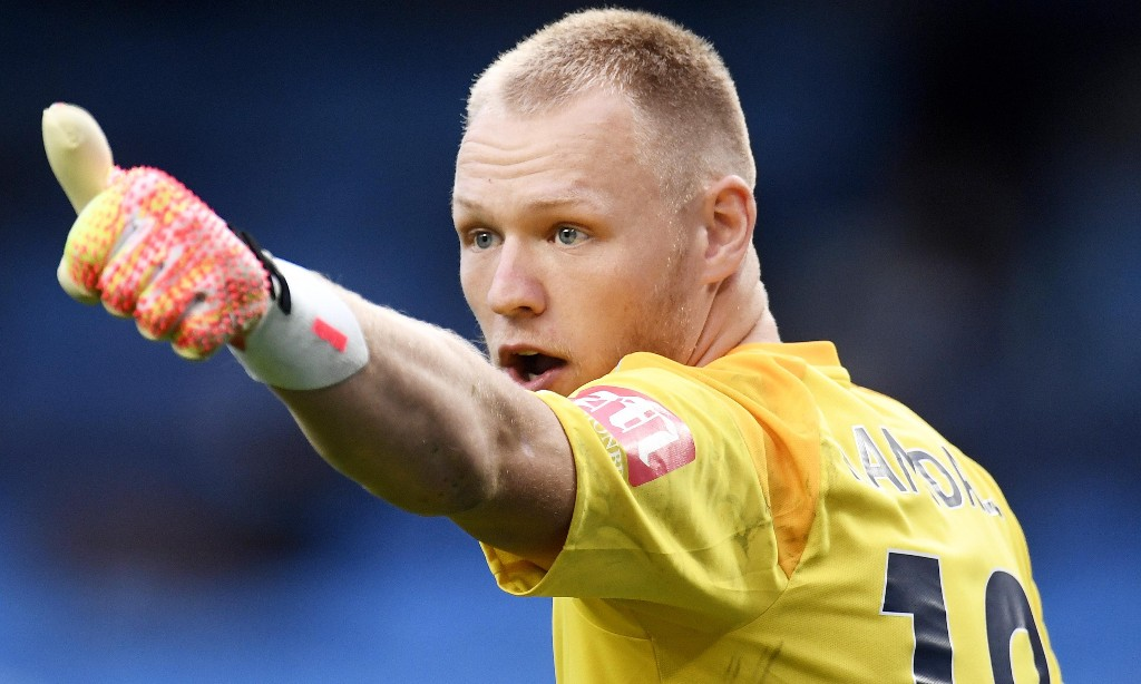 Sheffield United to sign Aaron Ramsdale from Bournemouth for £18.5m