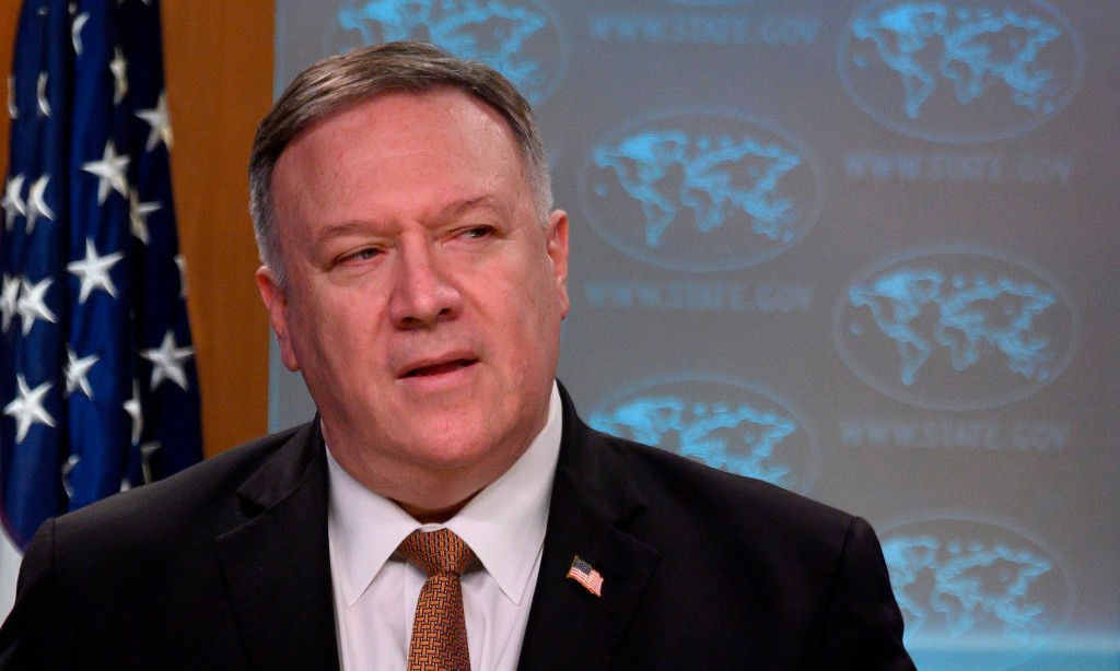 US sees embarrassing UN defeat over Iran arms embargo proposal