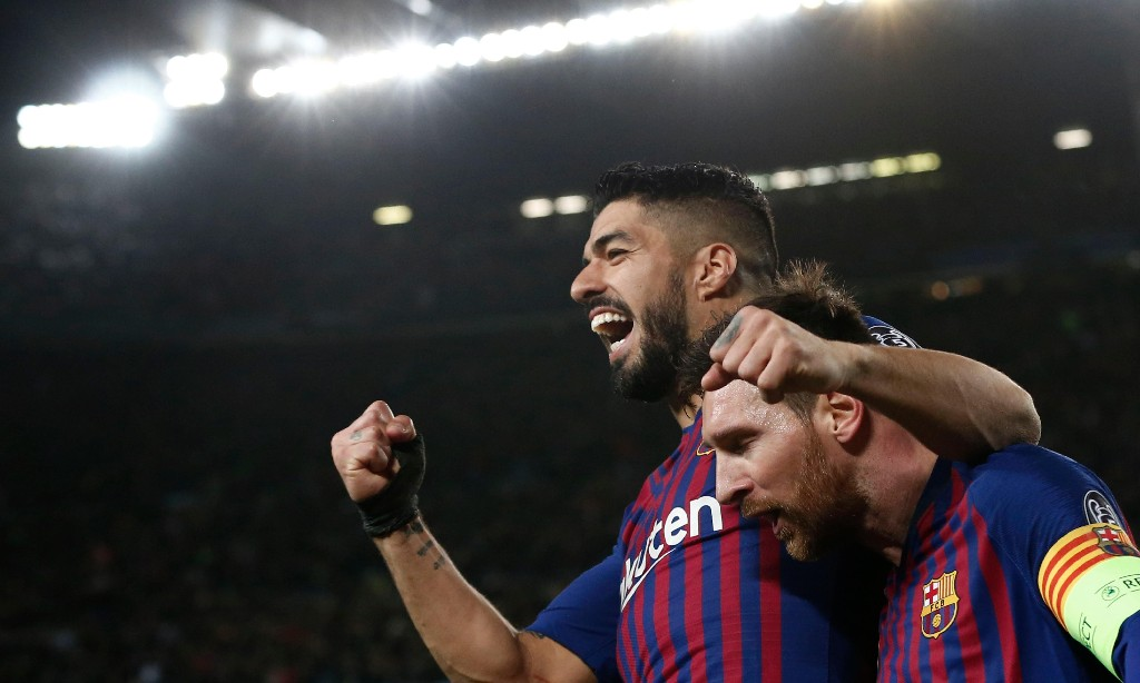 Lionel Messi takes fresh aim at Barcelona for 'throwing out' Luis Suárez