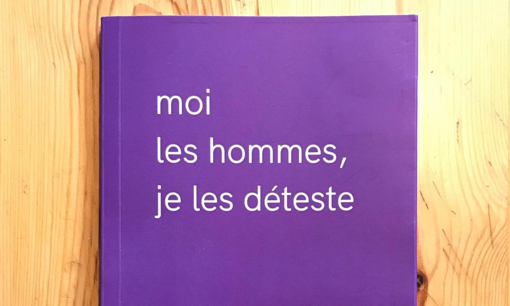 French book I Hate Men sees sales boom after government adviser calls for ban
