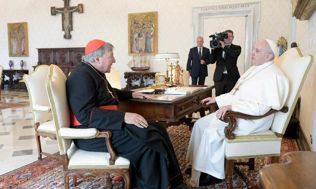 The Pope and Pell: 'One of the most fascinating relationships in Rome'
