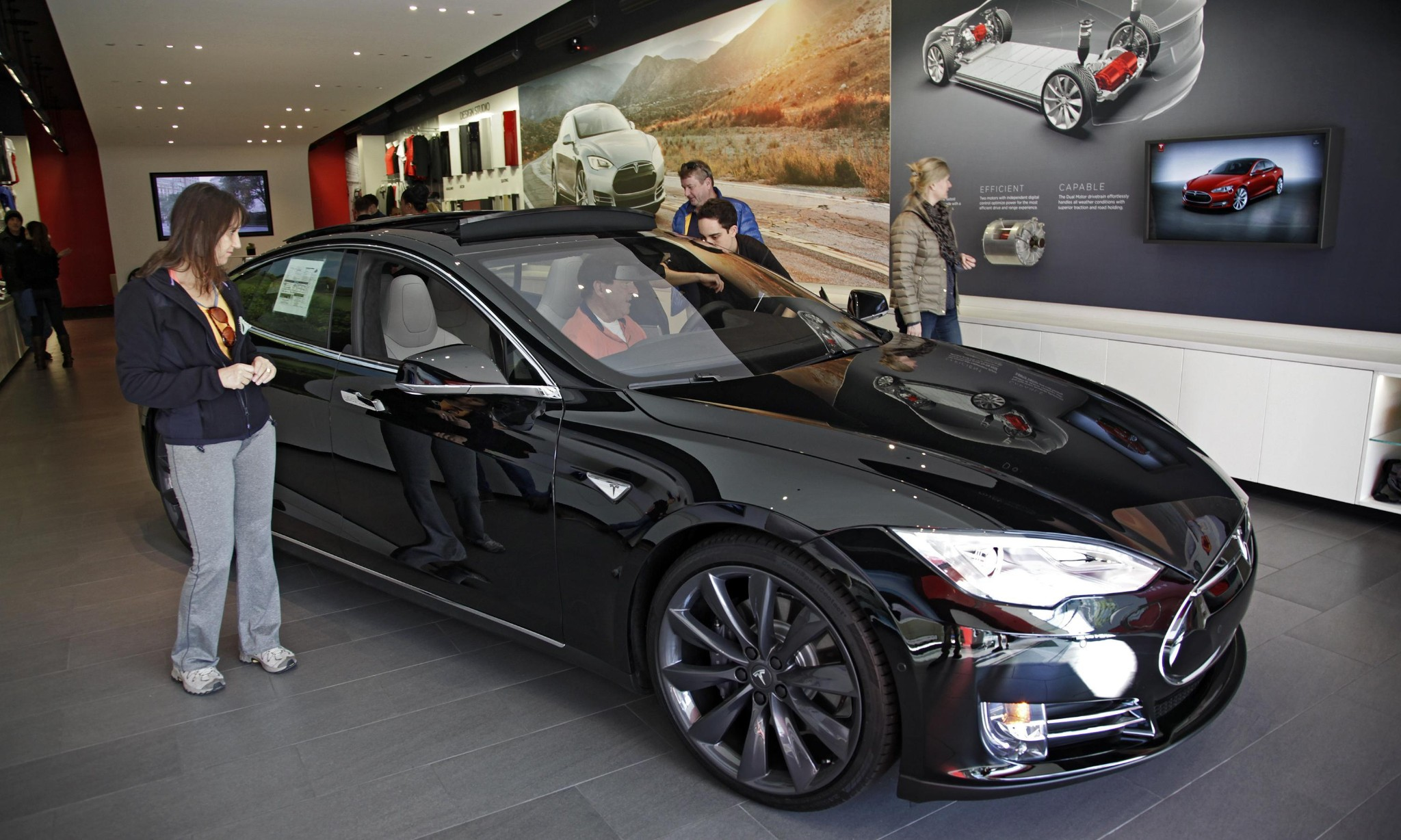 Tesla sues Michigan over ban on selling cars directly to customers