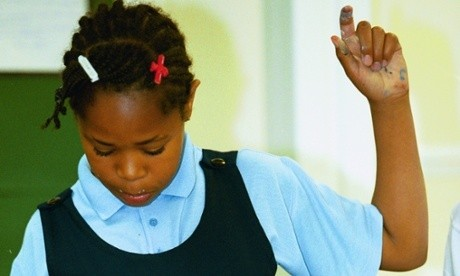 The school-to-prison pipeline affects girls of color, but reform efforts pass them by