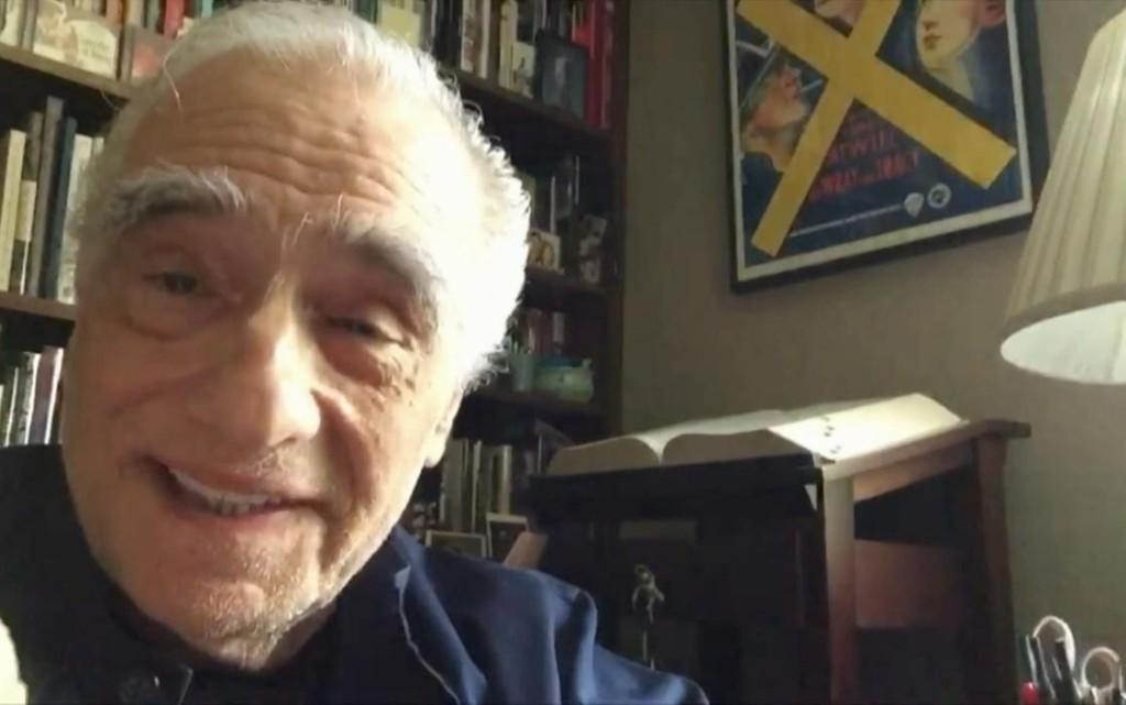 Martin Scorsese in lockdown: an auteur's eye view of house arrest