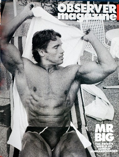 From the archive: the inside story of Arnold Schwarzenegger's rise to power