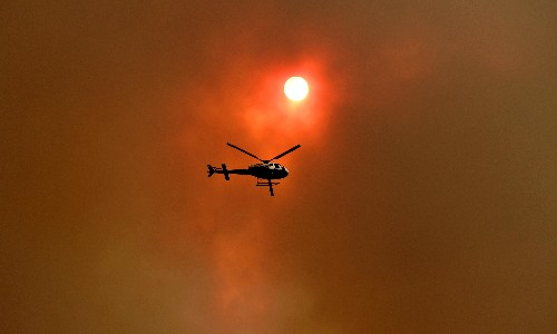 Climate change: do more now or risk catastrophe, warns energy agency