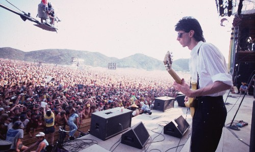 Ric Ocasek: Cars frontman who drove new wave into the mainstream