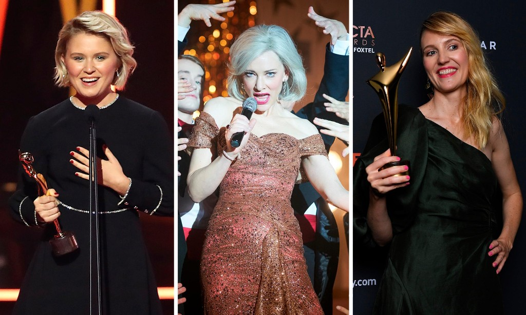 Aacta awards 2020: Cate Blanchett's Stateless and Shannon Murphy's Babyteeth win big