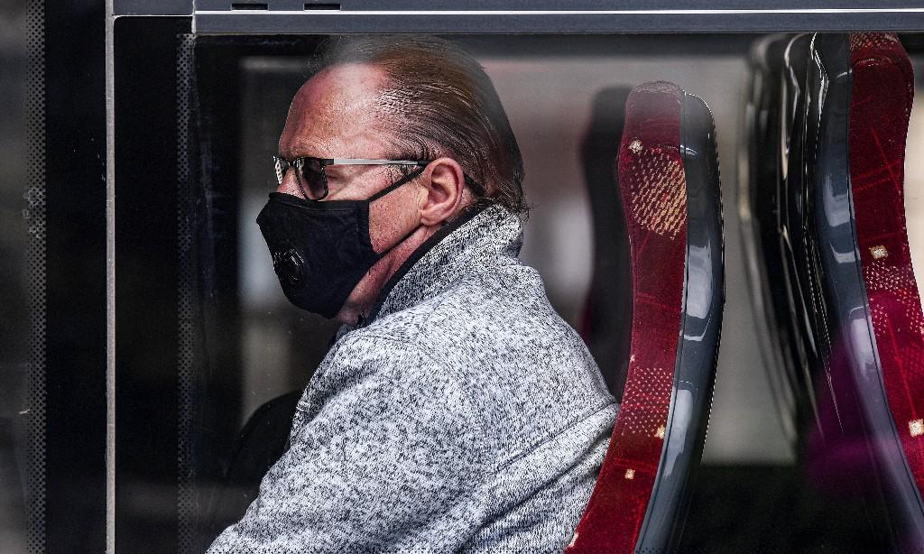 Nine out of ten public transport users wearing face masks - survey