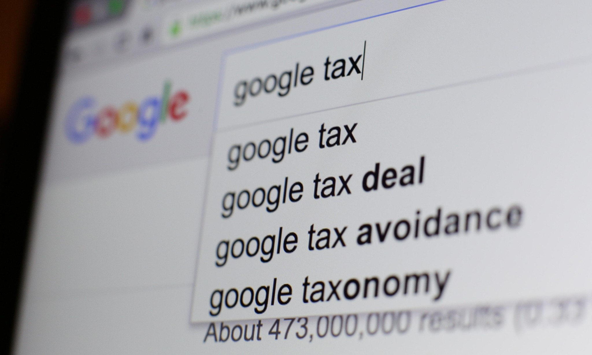 Google pays €47m in tax in Ireland on €22bn sales revenue