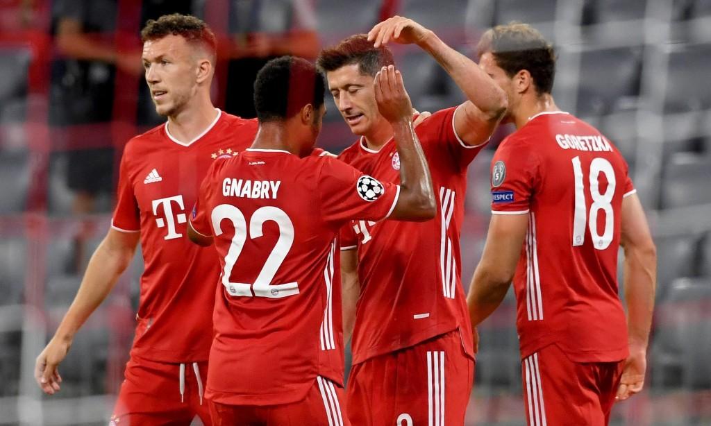 Lewandowski leads Bayern Munich masterclass in hammering of Chelsea