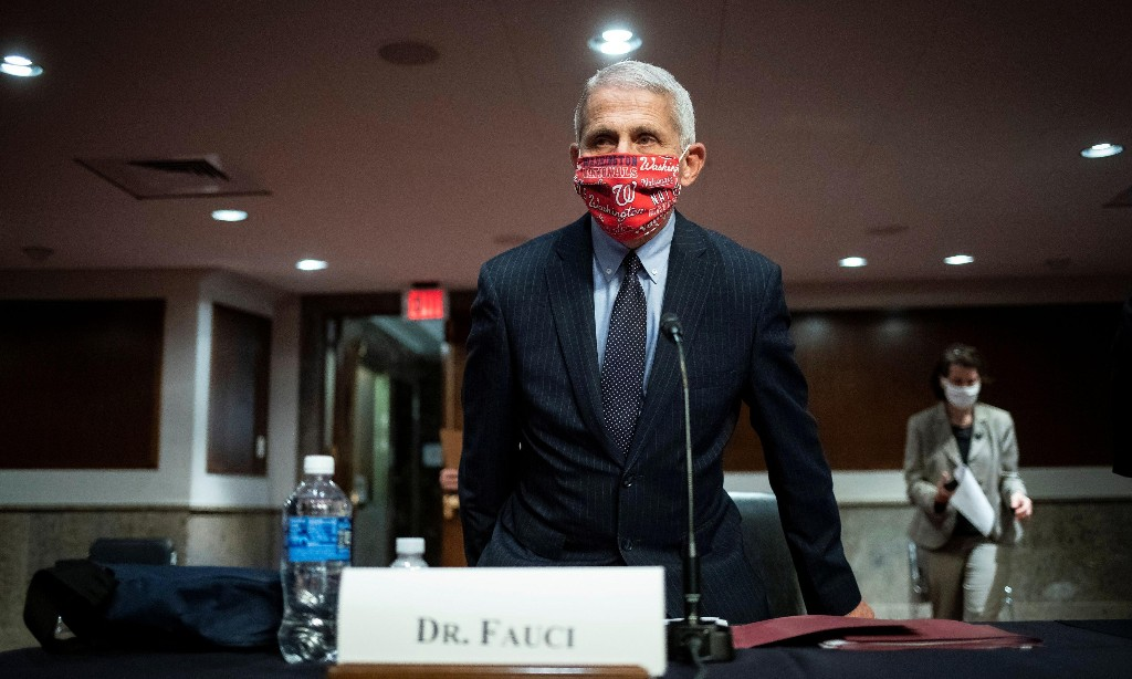Fauci says states with surging Covid-19 cases should pause reopening efforts