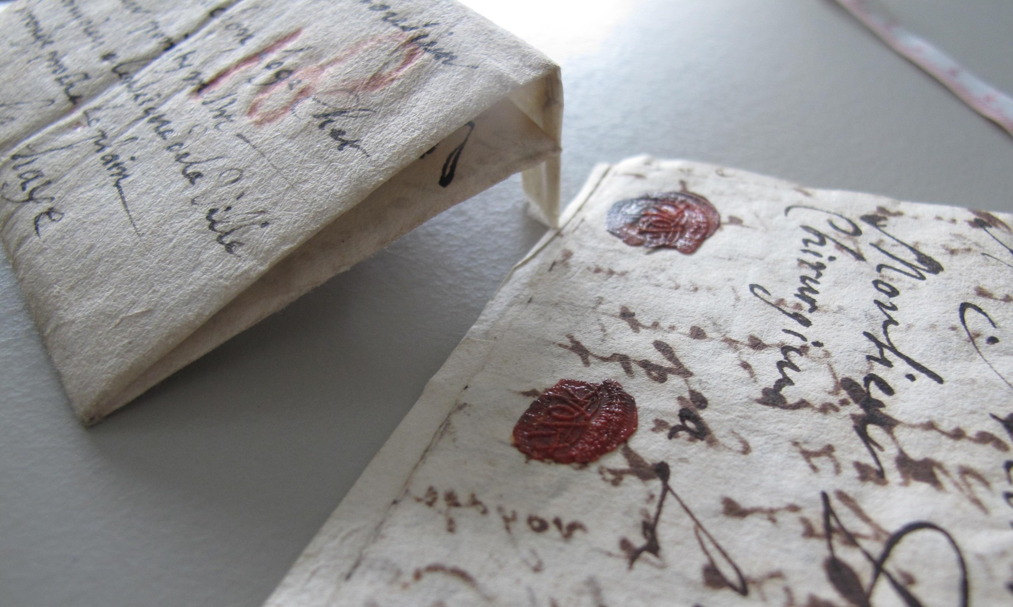 Undelivered letters shed light on 17th-century society
