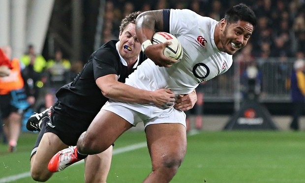 England suffer another Six Nations blow as Manu Tuilagi is ruled out