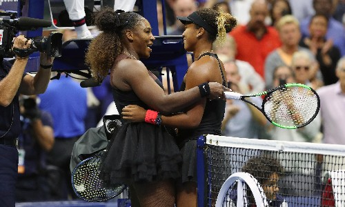 Serena Williams burns the house down as Naomi Osaka's brilliance is forgotten