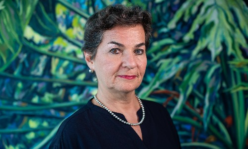Christiana Figueres on the climate emergency: 'This is the decade and we are the generation'