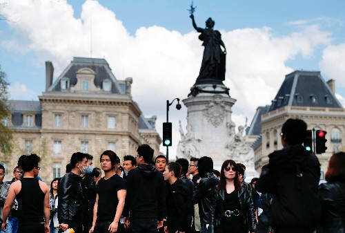 Coming out of the shadows: what it means to be French and Chinese