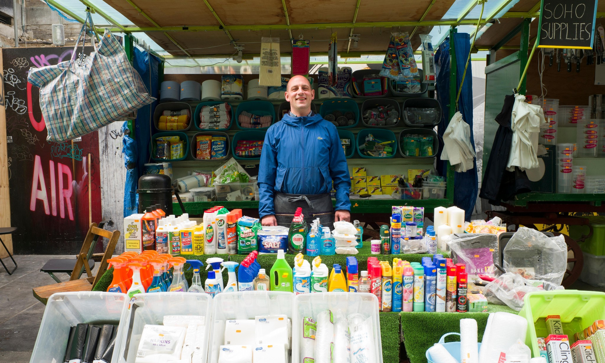 Soho's last stand? Inside the battle to keep Berwick Street market independent