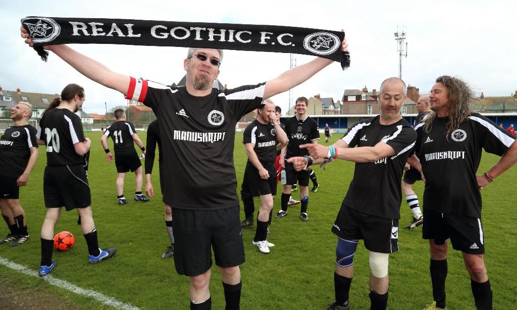 El Gothico: the drunken-bet fixture that raises money and spirits
