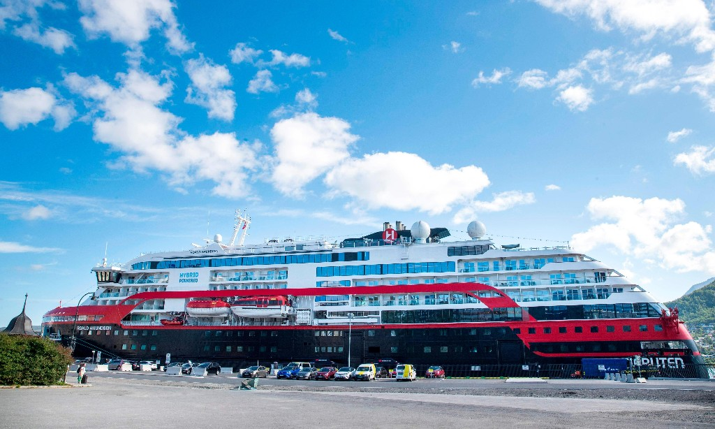 Two cruise ships hit by coronavirus weeks after industry restarts