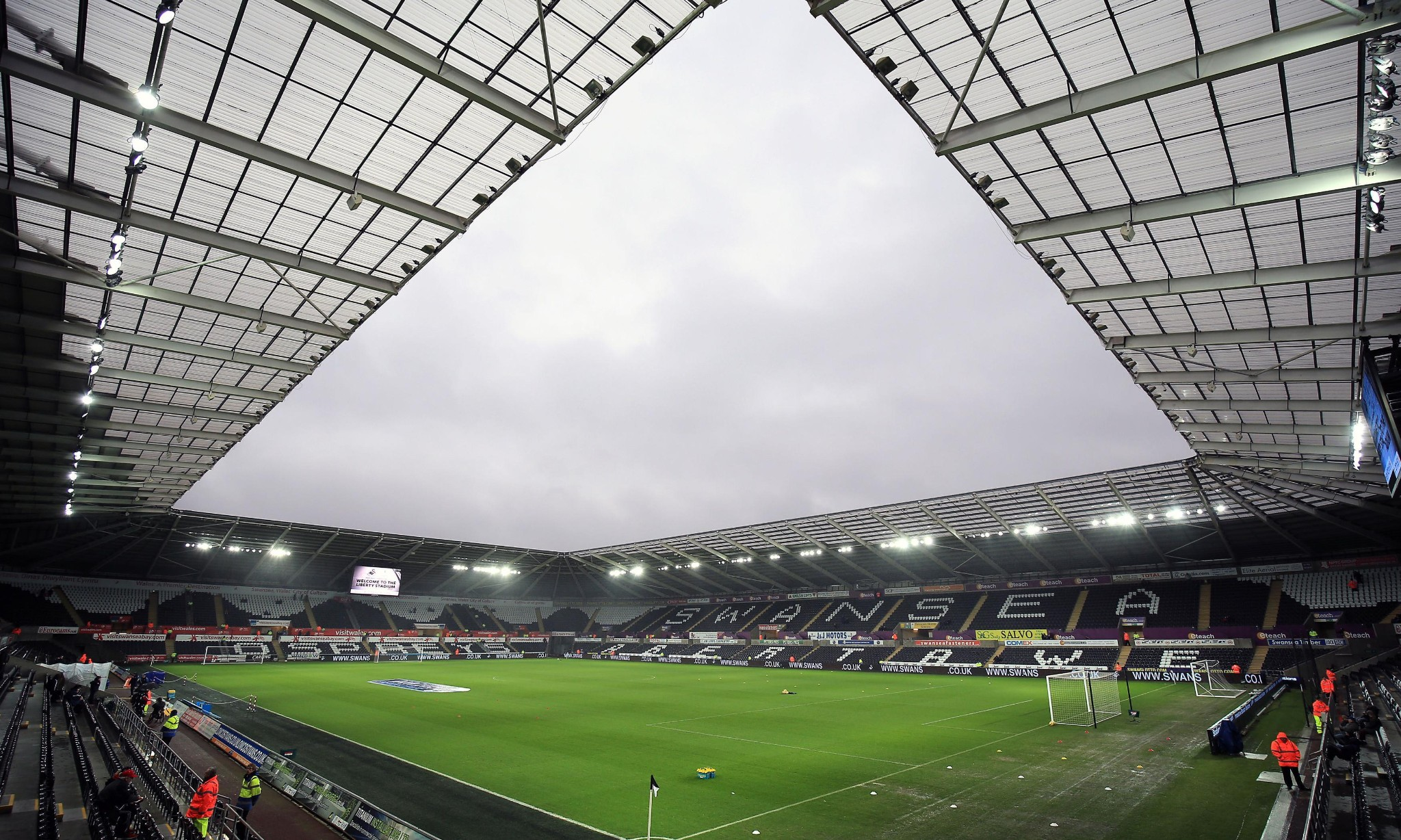 Swansea City's owners to make huge profit with sale to US investors