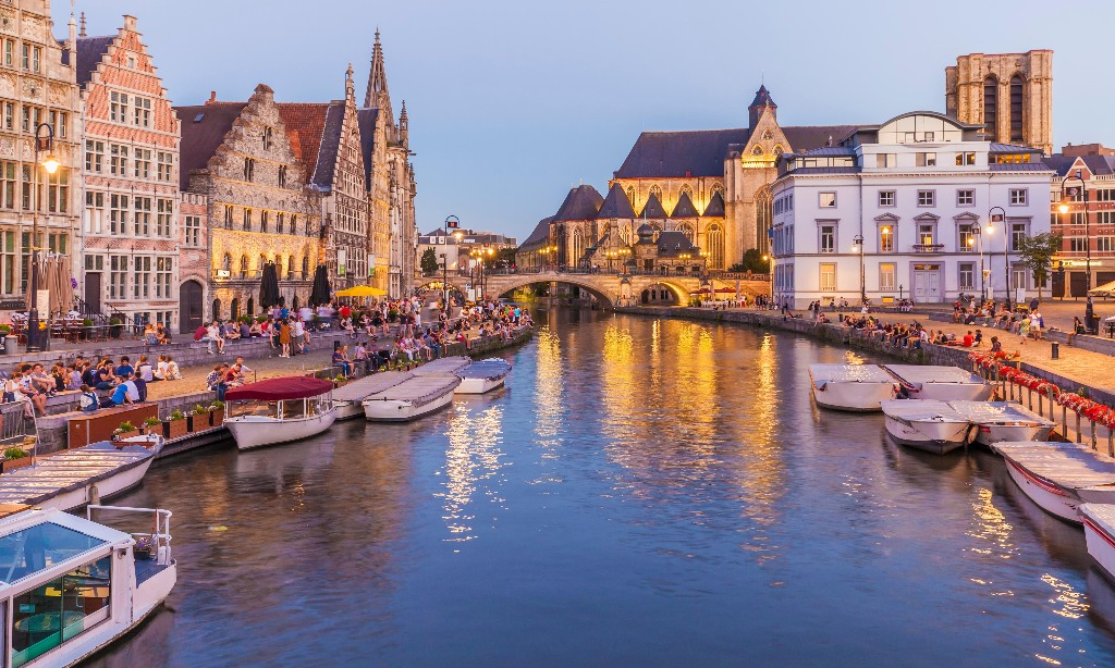 The adoration of Ghent: art, history and flavours in Flanders