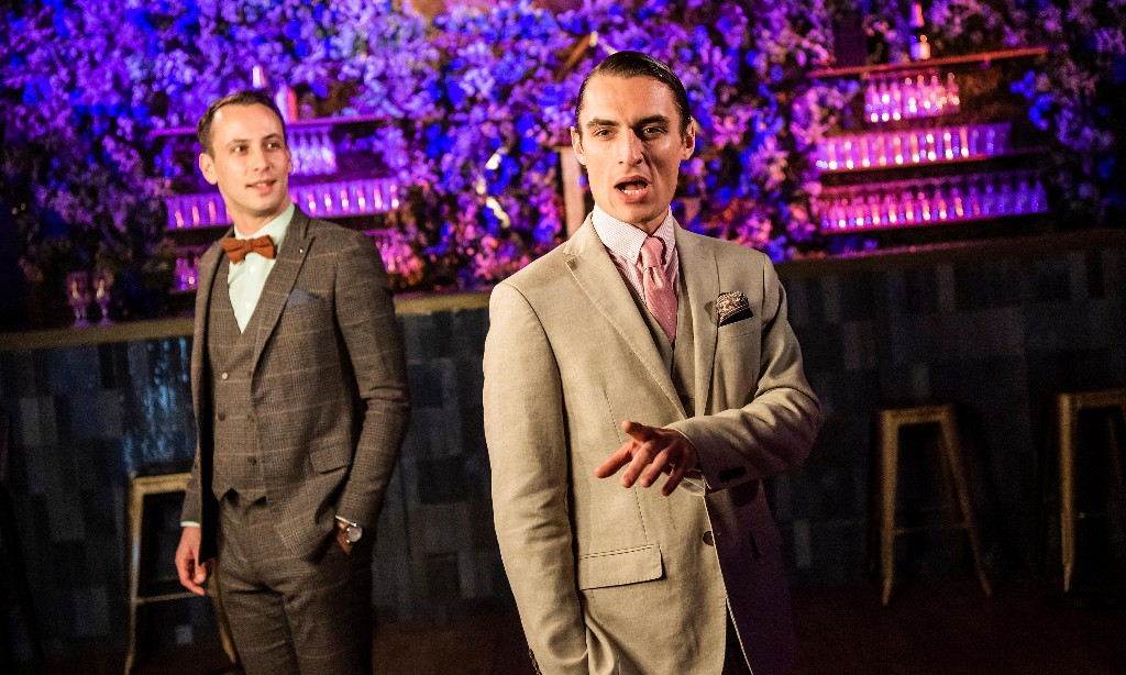 The Great Gatsby review – intimate immersive show offers heady discombobulation