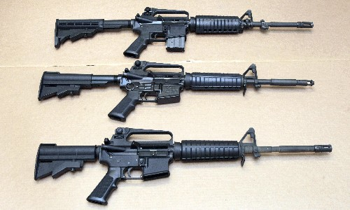 US gunmaker Colt to stop making rifles – including AR-15 – for civilians