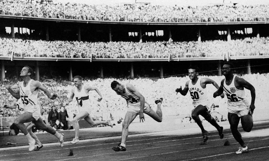 Bobby Joe Morrow, the 1956 Olympic sprint champion who lost his way