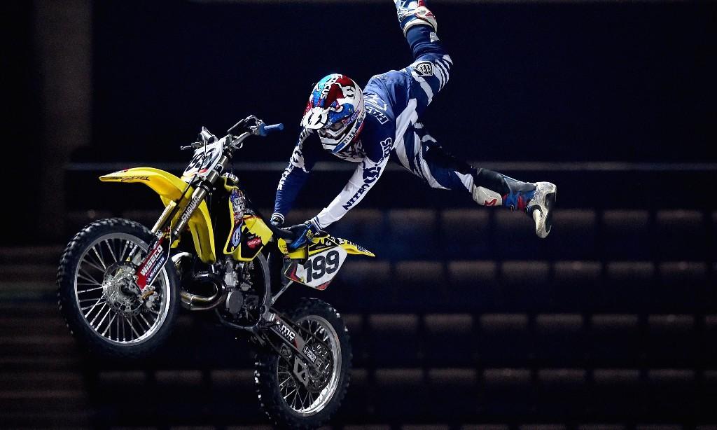 Stunts - Magazine cover